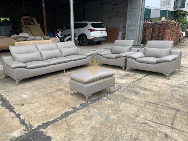 Thêm một siêu phẩm sofa xuất xưởng để bàn giao tới khách yêu